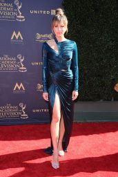 Renee Bargh – Daytime Emmy Awards in Los Angeles 04/30/2017