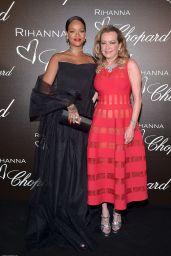 Rihanna at Chopard Dinner - Cannes Film Festival 05/18/2017