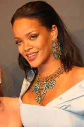 Rihanna at Chopard Space Party in Cannes, France 05/19/2017