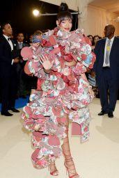 Rihanna at MET Gala in New York 05/01/2017