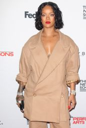 Rihanna at Parsons Benefit in New York City 05/22/2017