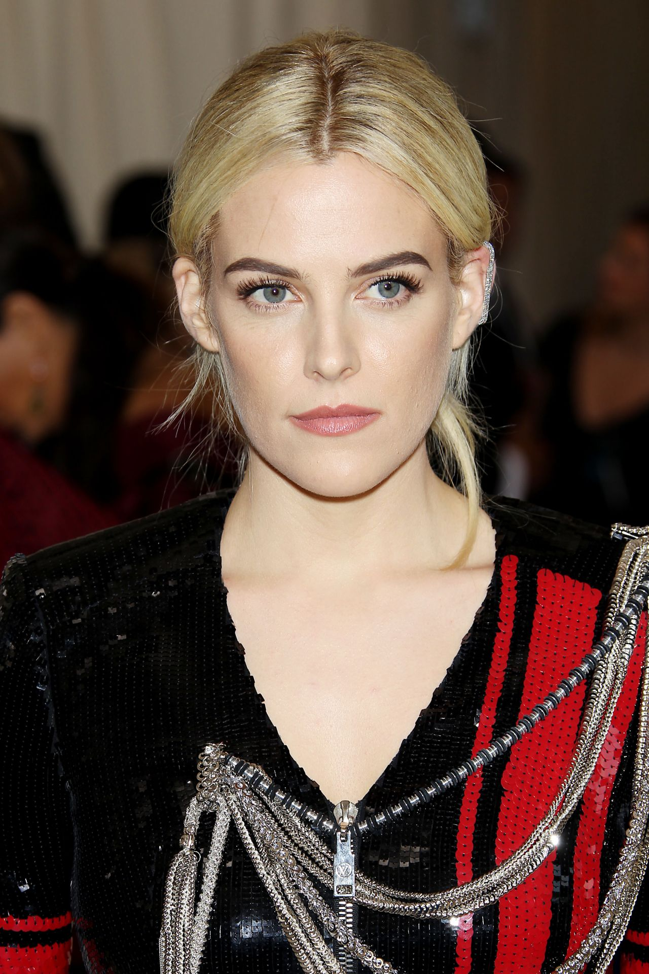 Riley Keough at MET Gala in New York 05/01/2017