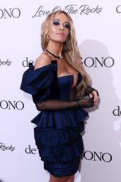Rita Ora at De Grisogono Party - 70th Cannes Film Festival 05/23/2017