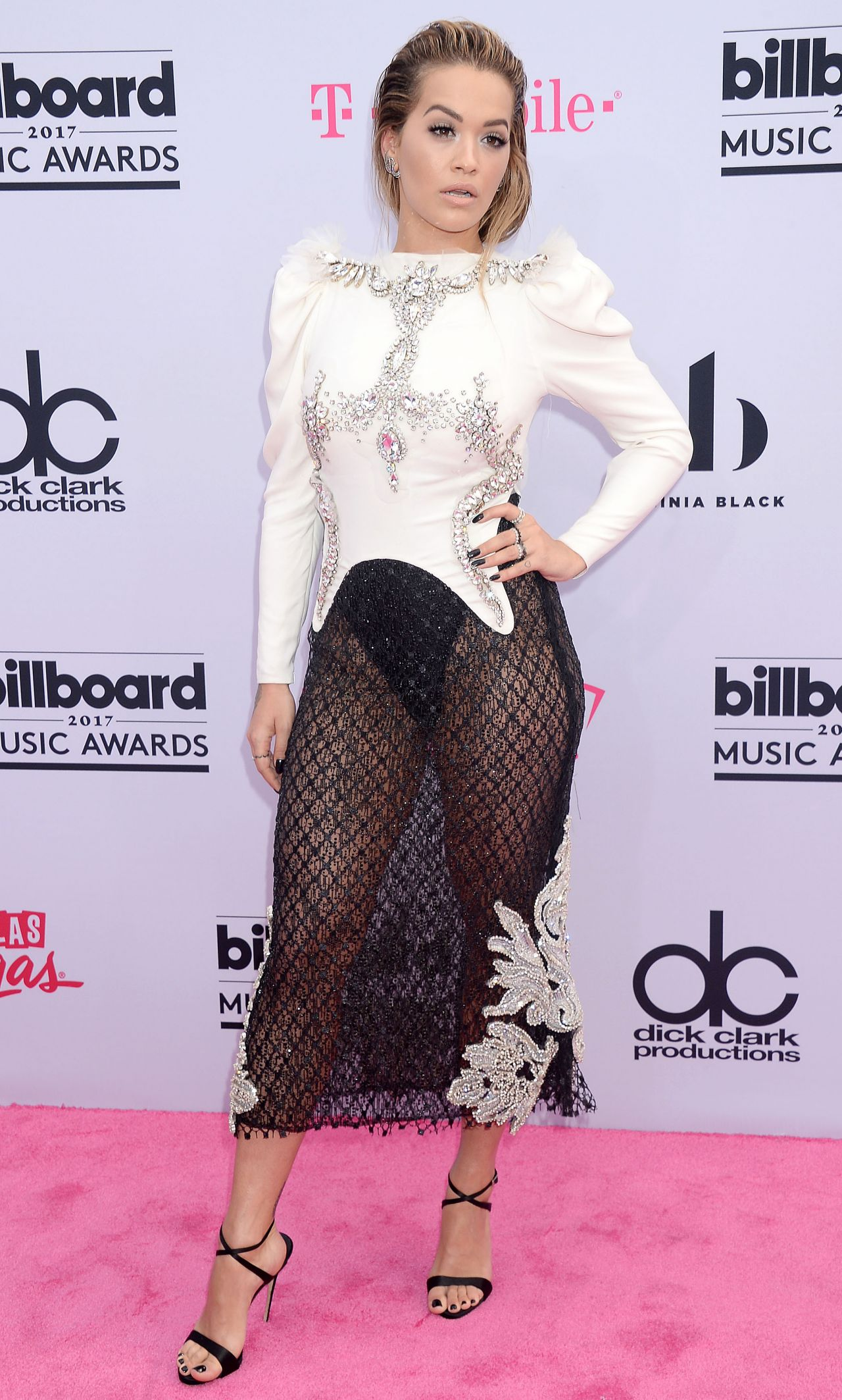 Rita Ora – Billboard Music Awards in Las Vegas 05/21/2017