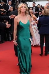"Robin Wright – ""Loveless (Nelyubov)"" Screening at Cannes Film Festival 05/18/2017"