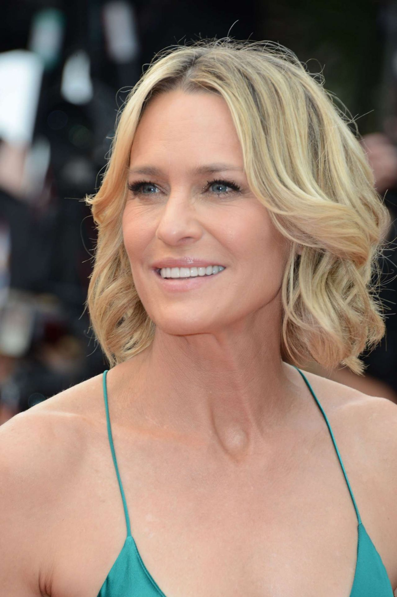 Robin Wright Loveless Nelyubov Screening At Cannes