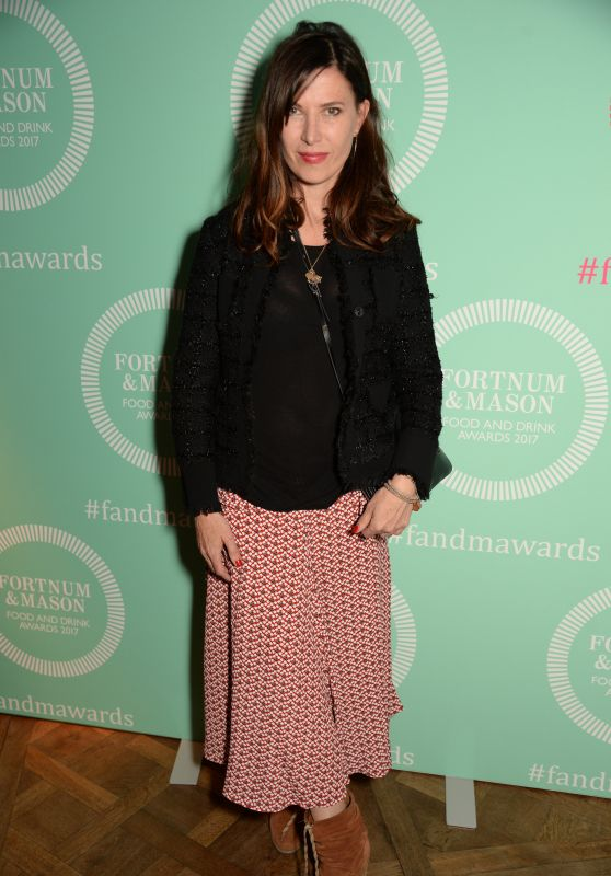 Ronni Ancona – Fortnum & Mason Food and Drink Awards in London 05/11/2017
