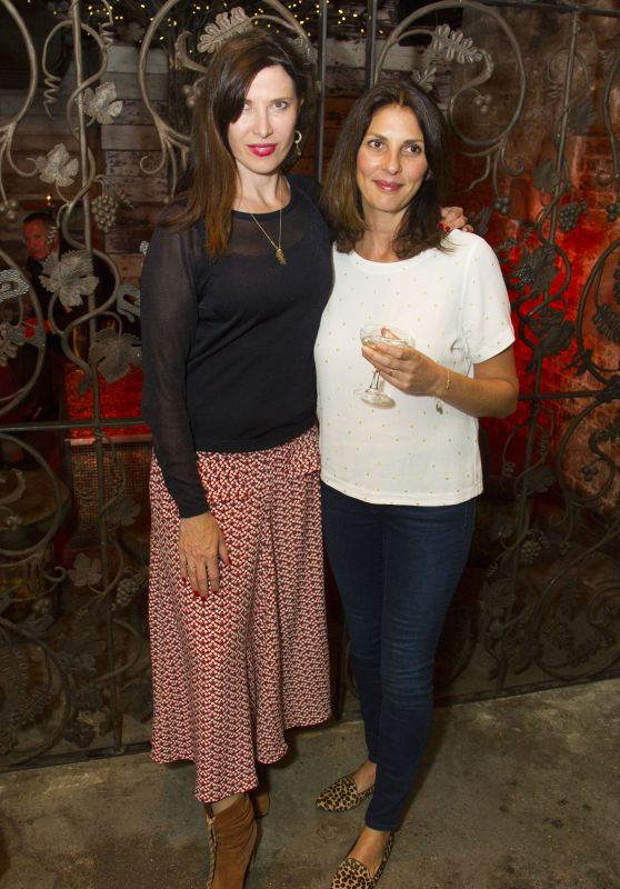 "Ronni Ancona - ""Our Ladies of Perpetual Succour"" Press Night in London 05/15/2017"