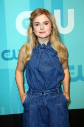 Rose McIver – The CW Network's Upfront in New York City 05/18/2017