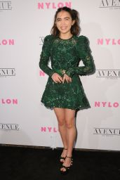 Rowan Blanchard - NYLON Young Hollywood Party in Los Angeles 05/02/2017
