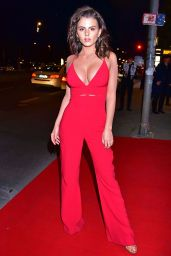Ruby O. Fee in a Tight Red Suit - New Faces Film Award 2017 in Berlin