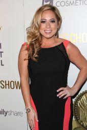 Sabrina Bryan – Women's Choice Awards in Los Angeles 05/17/2017