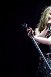 Sabrina Carpenter - Performing at Motorpoint Arena in Nottingham, UK, May 2017