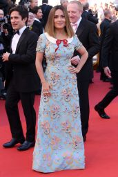 Salma Hayek – Anniversary Soiree – Cannes Film Festival 05/23/2017
