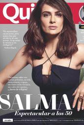 Salma Hayek - Quin Magazine May 2017 Issue