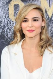 "Samaire Armstrong - ""King Arthur: Legend of the Sword"" Premiere in Hollywood 05/08/2017"