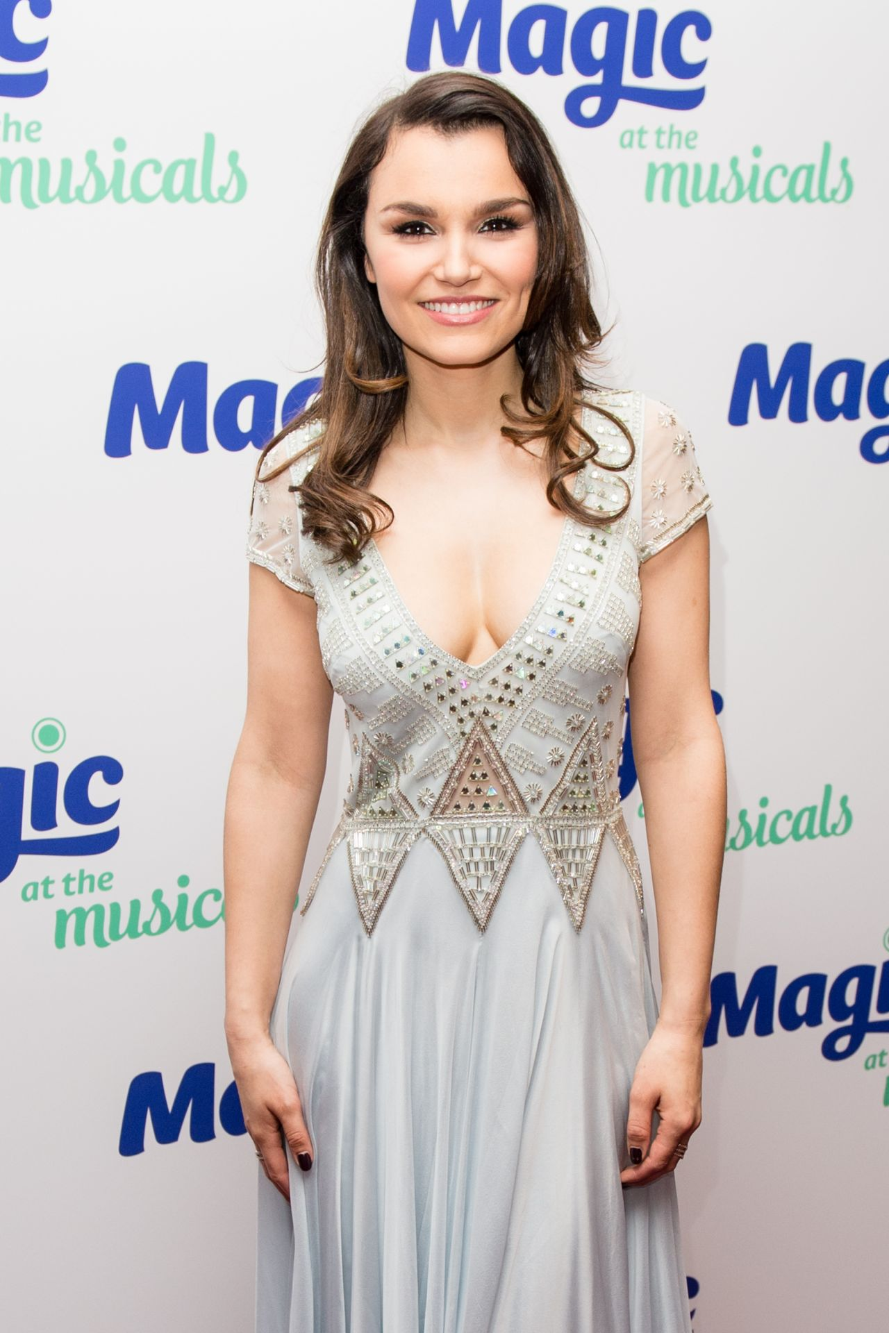 Samantha barks magic at the musicals in london uk nudes (81 photo), Feet Celebrity fotos