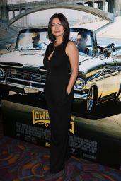 """Sandra Eloani – """"Lowriders"""" Special Screening in Los Angeles 05/09/2017"""
