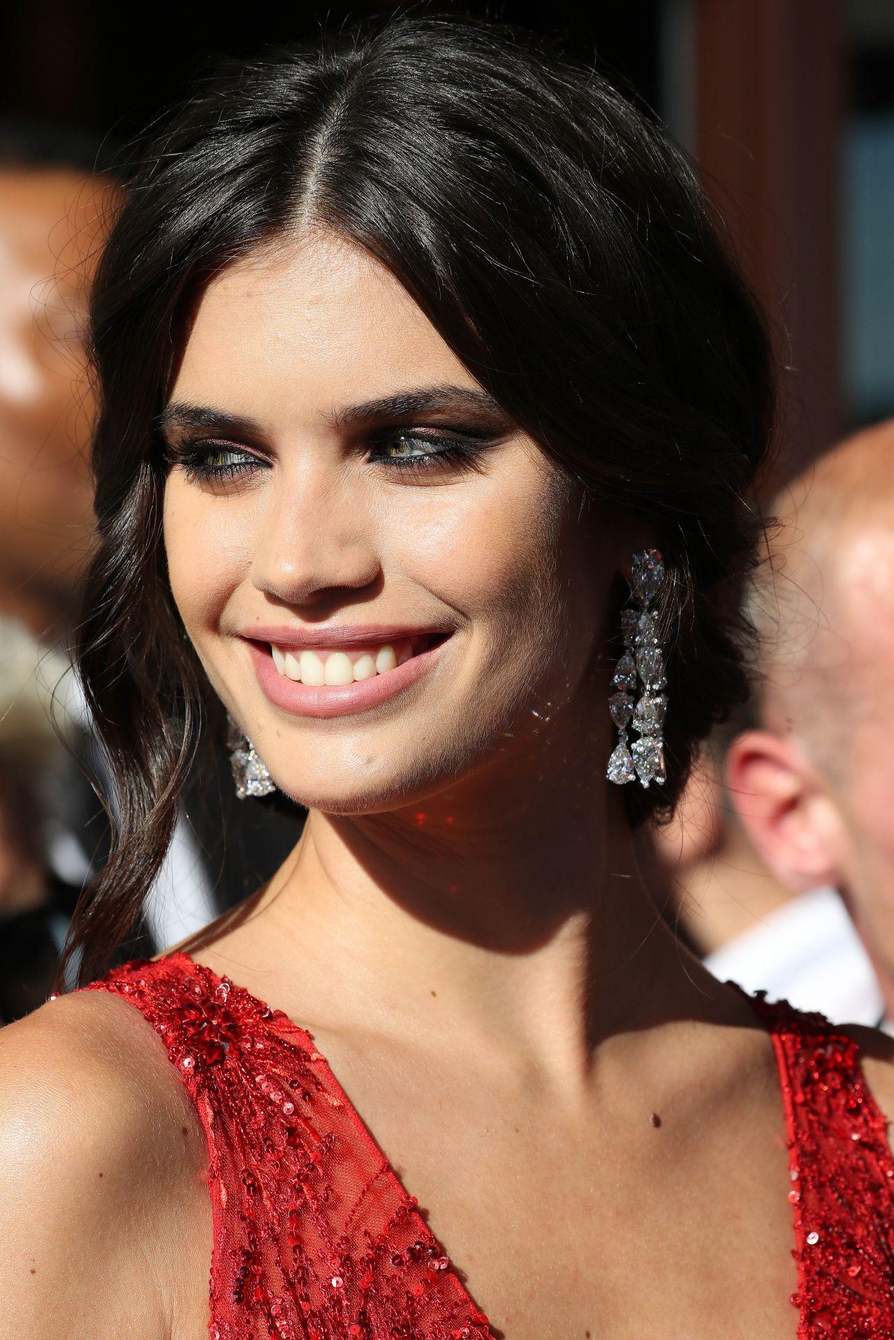 Sara Sampaio – 70th Cannes Film Festival Opening Ceremony ...