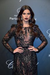 Sara Sampaio at Chopard Space Party in Cannes, France 05/19/2017