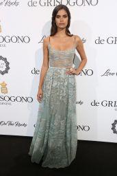 Sara Sampaio at De Grisogono Party in Cannes, France 05/23/2017