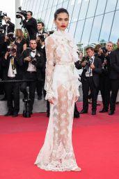 "Sara Sampaio On Red Carpet - ""The Killing of a Sacred Deer"" Screening in Cannes 05/22/2017"