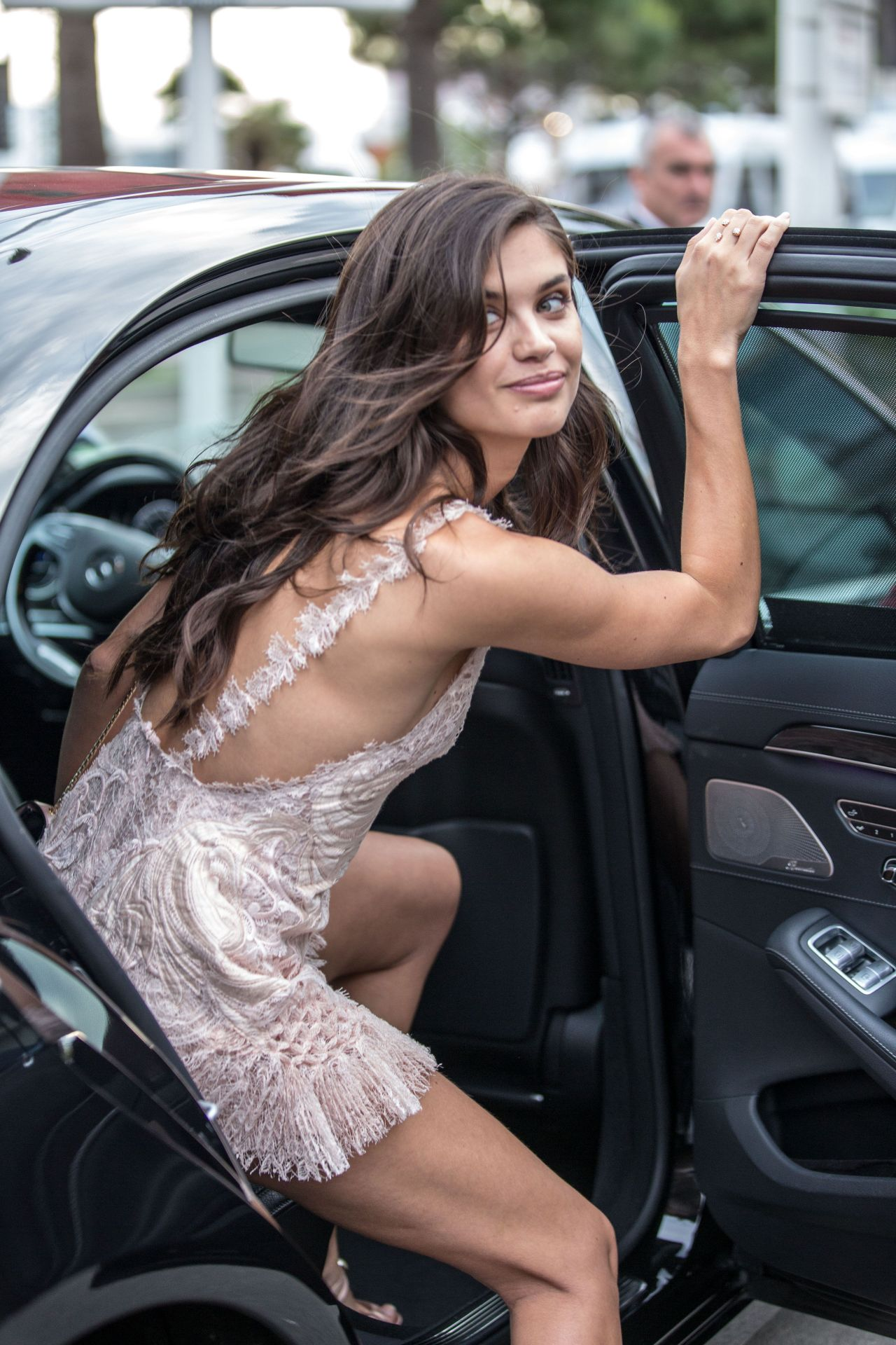 Sara Sampaio Out In Cannes France 05 18 2017
