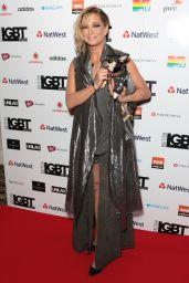 Sarah Harding – BAFTA TV Awards in London 05/14/2017