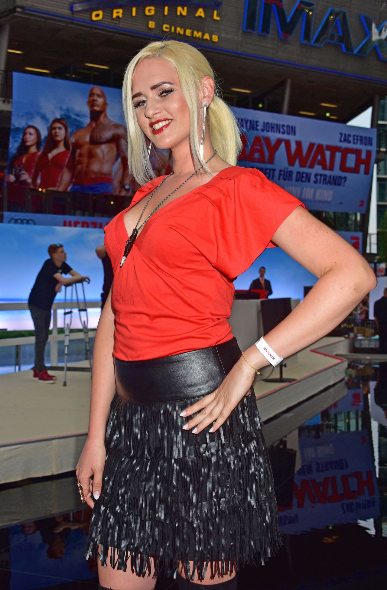 Janina youssefian baywatch premiere in berlin nudes (72 pictures)
