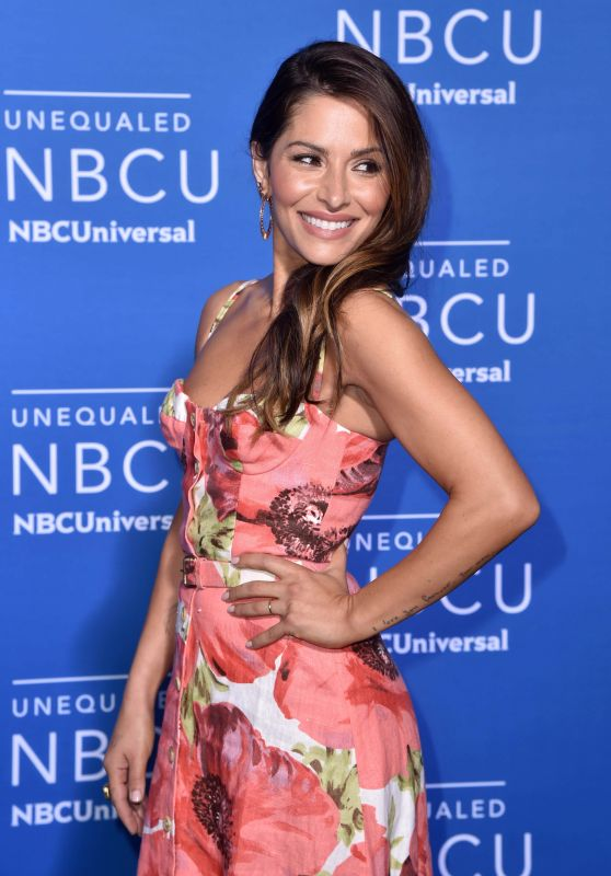 Sarah Shahi – NBCUniversal Upfront in NYC 05/15/2017