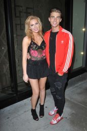 Saxon Sharbino at Catch LA in West Hollywood 05/06/2017