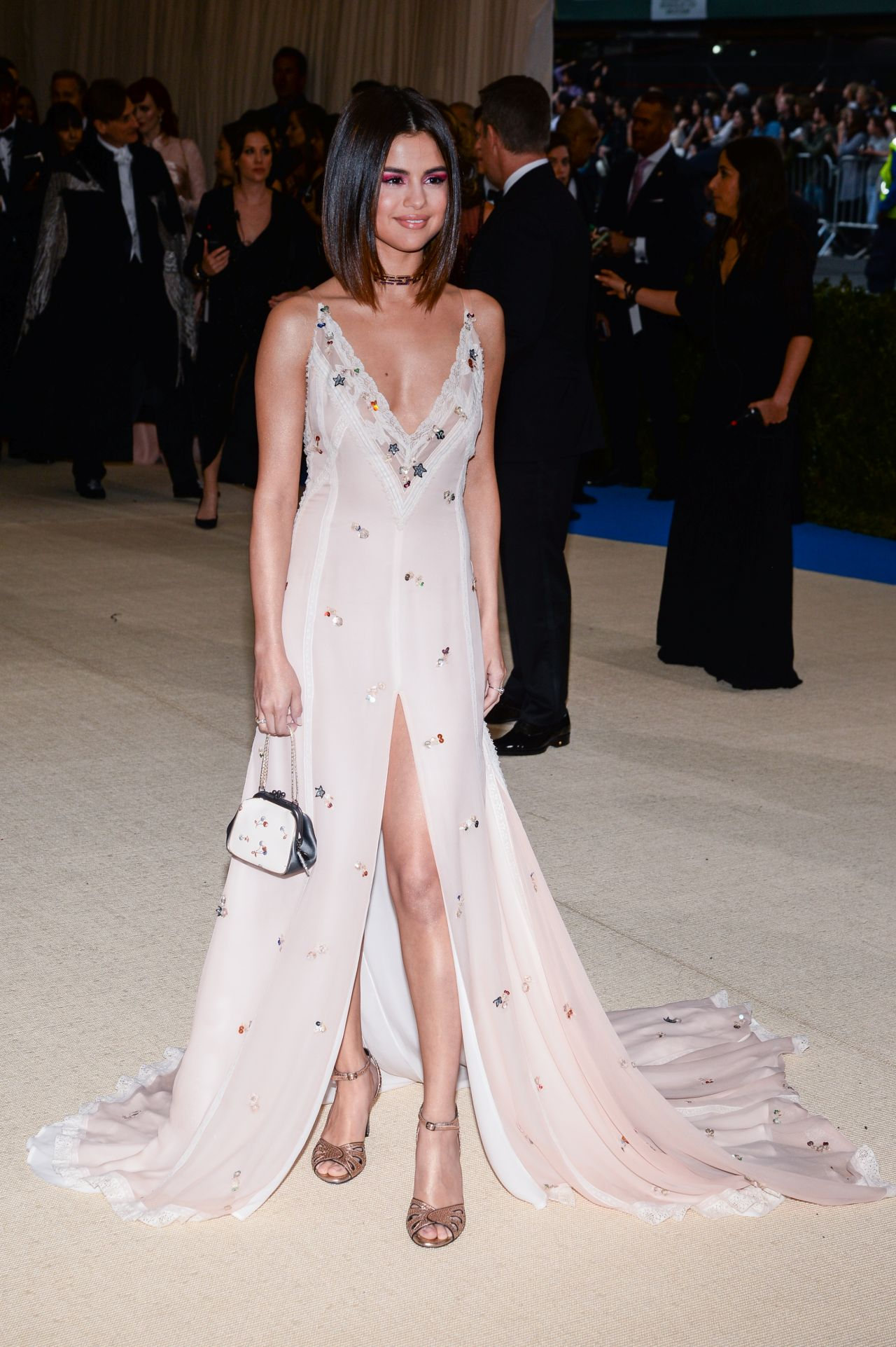 Selena Gomez - MET Gala at The Metropolitan Museum of Art