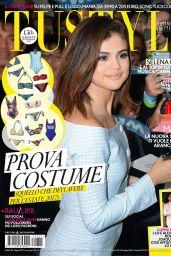 Selena Gomez - Tu Style N.21 16 May 2017 Issue
