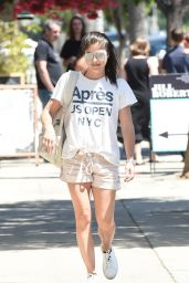 Selma Blair Street Style - Out in Los Angeles 05/04/2017
