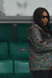 Serena Williams at French Open at Roland Garros in Paris 05/31/2017