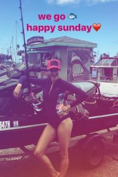 Shailene Woodley Social Media Pics 05/28/2017