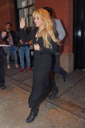 Shakira - Out in Soho, NYC 05/16/2017