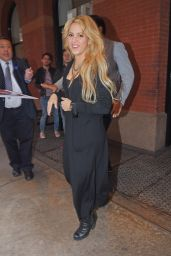 Shakira - Out in Soho, NYC 05/16/2017
