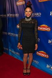 """Shanica Knowles – """"The Bodyguard"""" Opening Night in Los Angeles 05/02/2017"""