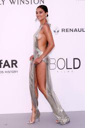 Shanina Shaik – AmfAR's 24th Cinema Against AIDS Gala – Cannes Film Festival 05/25/2017