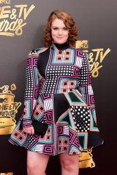 Shannon Purser – MTV Movie and TV Awards in Los Angeles 05/07/2017