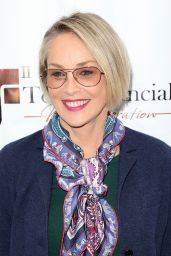 Sharon Stone - Breast and Prostate Cancer Studies Mother