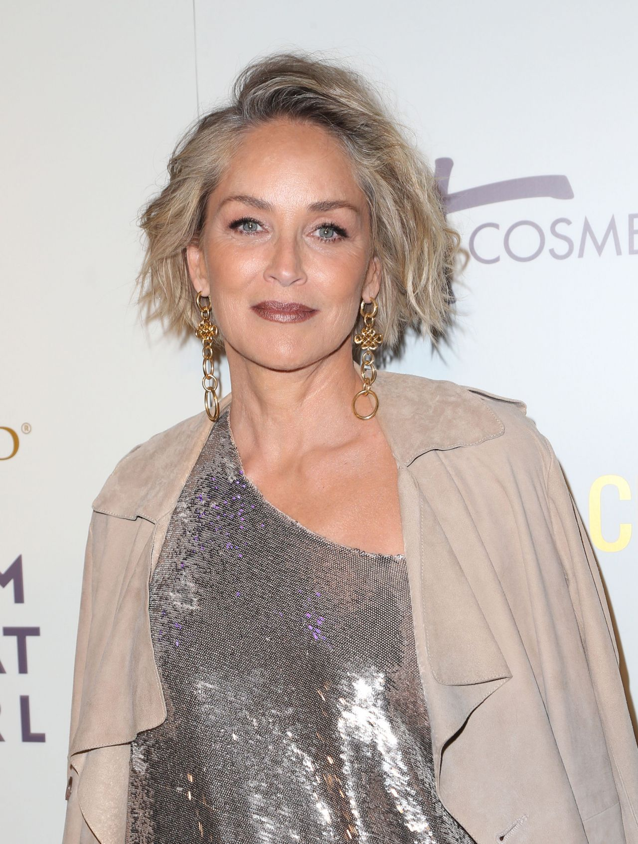 Sharon Stone Women S Choice Awards In Los Angeles 05 17 2017