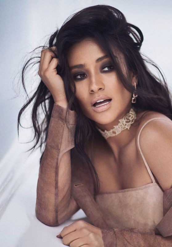 Shay Mitchell - Photoshoot for LaPalme 2017