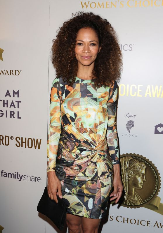 Sherri Saum – Women's Choice Awards in Los Angeles 05/17/2017