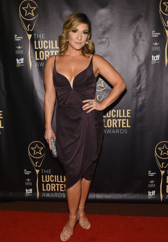 Shoshana Bean - Lucille Lortel Awards in New York 05/07/2017