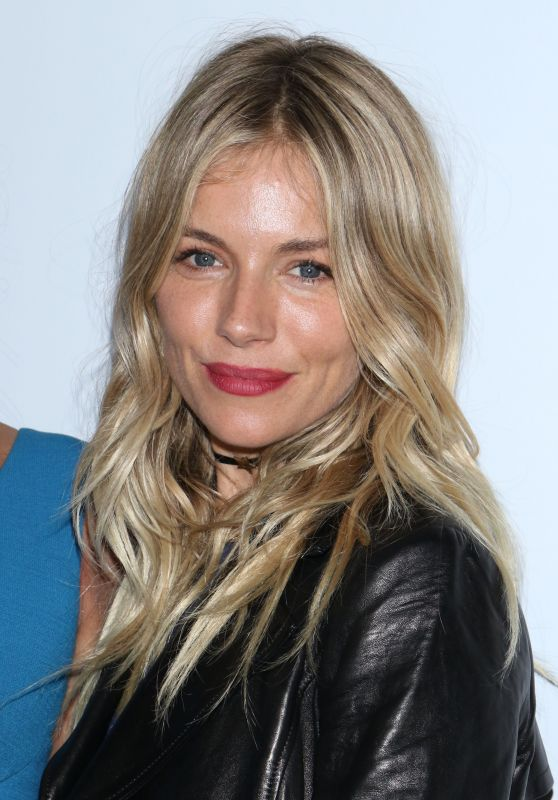 "Sienna Miller - ""3 Generations"" Movie Screening, New York 04/30/2017"