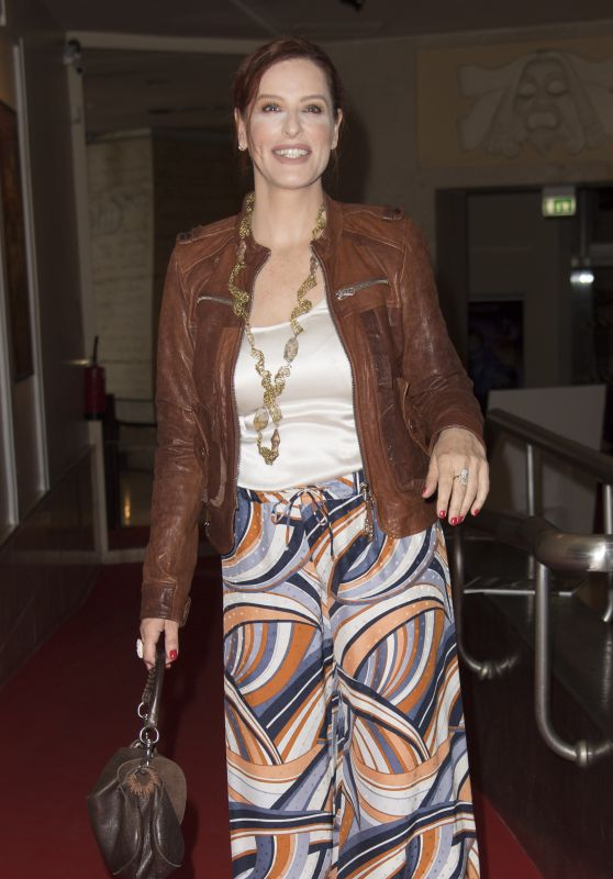 "Simona Borioni – ""Wonder Woman"" Movie Premiere Party in Rome 05/29/2017"