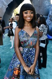 "Skai Jackson – ""Pirates of the Caribbean: Dead Men Tell no Tales"" Premiere in LA 05/18/2017"