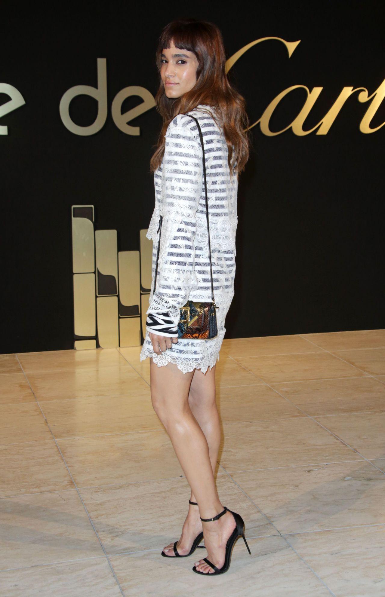"Sofia Boutella – ""Panthere de Cartier"" Watch Launch in LA ..."
